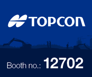 Topcon Positioning Group, a Directory Partner of CONEXPO-CON/AGG and IFPE 2017
