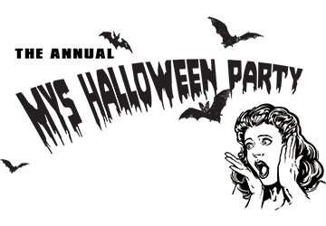 Map Your Show Halloween 2017