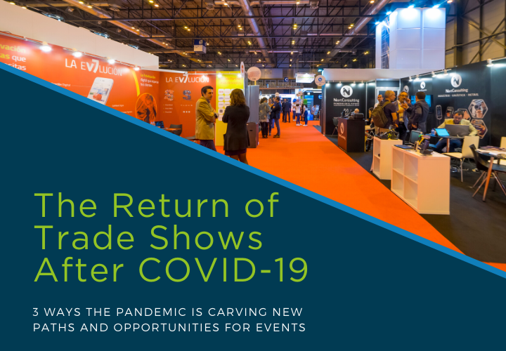 The Return of Trade Shows After COVID-19