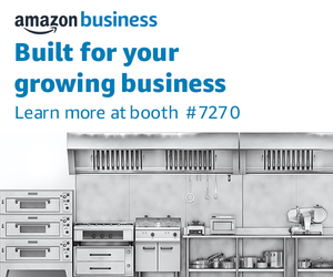 Amazon Business, a Directory Partner of National Restaurant Association Show