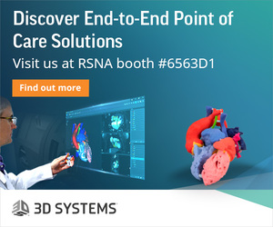 3D Systems, a Directory Partner of RSNA 2019